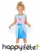 Robe imprimée Elsa sur le devant, pour enfant, image 2