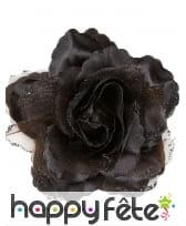 Rose pour cheveux de 10cm, image 1