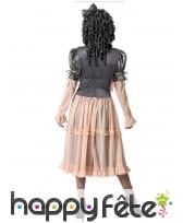 Robe poupée de porcelaine avec serre tete, adulte, image 2
