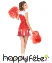Robe pompom girl USA pour adulte, image 2