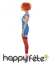 Robe salopette de Chucky, image 1