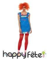 Robe salopette de Chucky, image 3