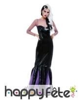 Robe tentacules de Ursula pour femme