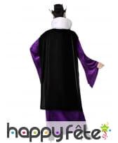 Robe violette de la méchante reine pour femme, image 2