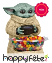 Saladier à bonbons bébé Yoda