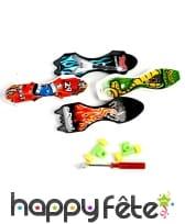 Skate à doigts de 9 cm