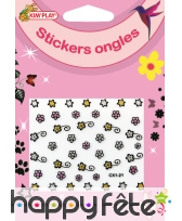 Stickers à ongles