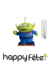 Silhouette Alien Toy Story en carton