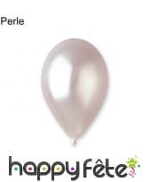 Sachet de 10 ballons nacrés de 30cm, image 14
