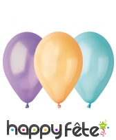Sachet de 10 ballons nacrés de 30cm, image 21