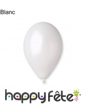 Sachet de 10 ballons nacrés de 30cm, image 3
