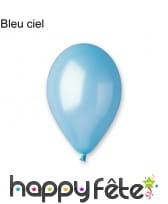 Sachet de 10 ballons nacrés de 30cm, image 7