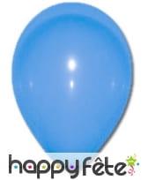 Sachet de 100 ballons en caoutchouc de 27cm, image 3