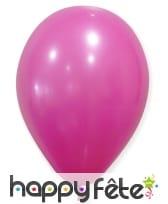 Sachet de 100 ballons en caoutchouc de 27cm, image 4