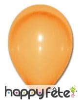 Sachet de 100 ballons en caoutchouc de 27cm, image 8