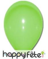 Sachet de 100 ballons en caoutchouc de 27cm, image 12