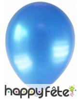Sachet de 12 ballons métallisés de 28 cm, image 3