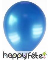 Sachet de 12 ballons métallisés de 28 cm, image 5