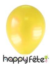 Sachet de 12 ballons métallisés de 28 cm, image 7