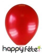 Sachet de 12 ballons métallisés de 28 cm, image 8
