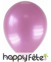 Sachet de 12 ballons métallisés de 28 cm, image 12