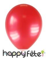 Sachet de 12 ballons métallisés de 28 cm, image 13