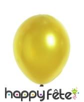 Sachet de 12 ballons métallisés de 28 cm, image 17
