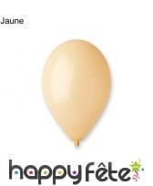 Sachet de 12 ballons pastels de 30cm, image 2