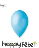 Sachet de 12 ballons pastels de 30cm, image 3