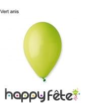Sachet de 12 ballons pastels de 30cm, image 9