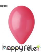 Sachet de 12 ballons standards de 30cm, image 11