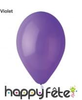 Sachet de 12 ballons standards de 30cm, image 14