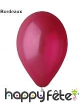 Sachet de 12 ballons standards de 30cm, image 4
