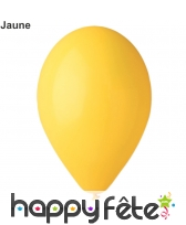 Sachet de 12 ballons standards de 30cm, image 7