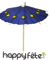 Sachet de 144 ombrelles cocktail europe