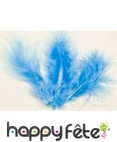 Sachet de 20 plumes décoratives, image 2