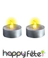 Set de 2 bougies led, image 1