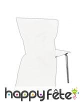 Sachet de 6 housses de chaise intissée, image 1