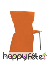 Sachet de 6 housses de chaise intissée, image 10