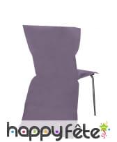 Sachet de 6 housses de chaise intissée, image 11