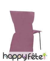 Sachet de 6 housses de chaise intissée, image 13