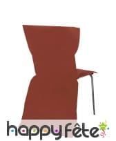 Sachet de 6 housses de chaise intissée, image 14