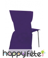 Sachet de 6 housses de chaise intissée, image 18