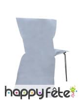 Sachet de 6 housses de chaise intissée, image 2