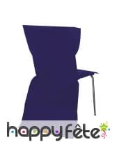 Sachet de 6 housses de chaise intissée, image 3