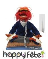 Silhouette de Animal du Muppet Show