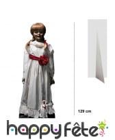 Silhouette de Annabelle, 129 cm