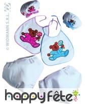Set de bébé pour adulte