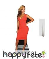 Silhouette de Beyoncé en carton plat