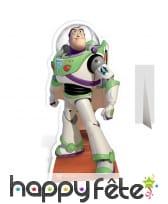 Silhouette de Buzz l'éclair en carton